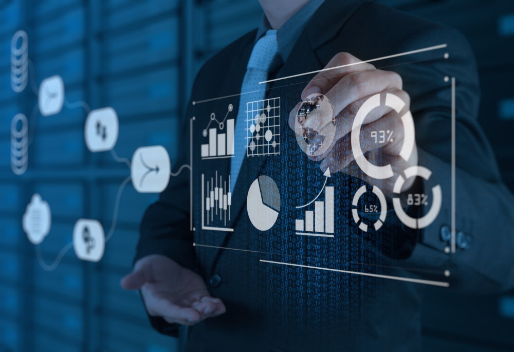 Las plataformas analíticas impulsan la transformación digital